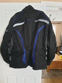 Mens black bikers Jacket
