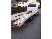 Ford iveco recovery lorry 60 plate