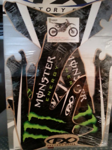 Monster sticker kit