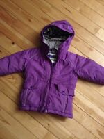 Manteau hiver Mountain Coop Fille 3 ans