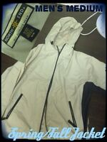 MENS MEDIUM WINDBREAKER/JACKET