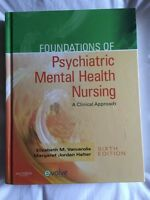 Varcolaris. Foundations of Psychiatric Mental Health Nursing