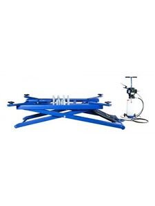 Auto Lift Scissor Lift Car Hoist 6,000 lb. Capacity Vehicle Jack New
