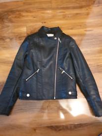 Girls river island jacket