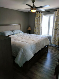 New Home for Rent March 1st. Furnished / 3 bedrooms + Den