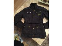 Black Barbour Jacket