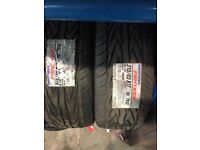 215 45 17 91w toyo tyres x2 for sale