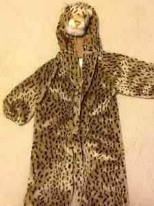 Age 3-4 cheetah/leopard costume London Ontario image 1