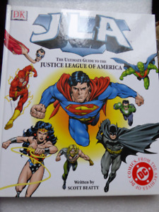 The Ultimate Guide To The Justice League of America, 1st Edition