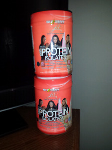 Protein isolate for woman