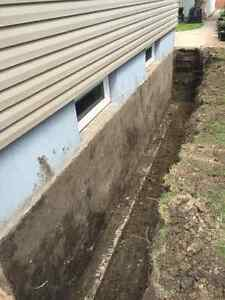 Foundation Waterproofing Regina Regina Area image 2