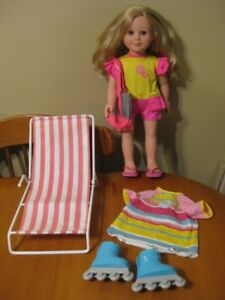 """18"""" DOLL MY LIFE DOLL WITH BEACH OUTFIT"""