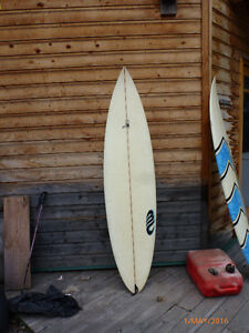6 ft 7inch new wave surf board