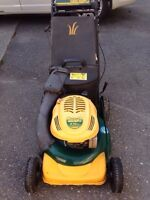 "Yardman self- propelled 21"" mower"