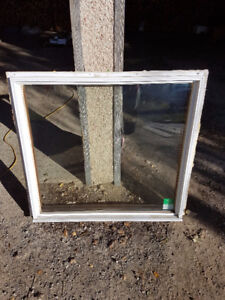 Dual Pane Window