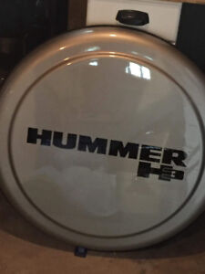 Hummer 3 Spare Tire Cover