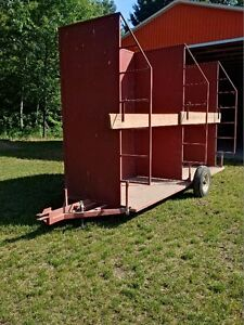 Trailer - Elephant Wagon For Sale London Ontario image 1