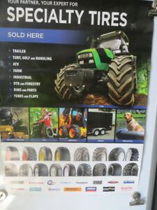 ROTHESAY FORESTRY -ATV- TRAILER-FARM TIRES & PARTS