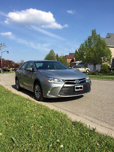 2016 Toyota Camry LE Sedan lease takeover