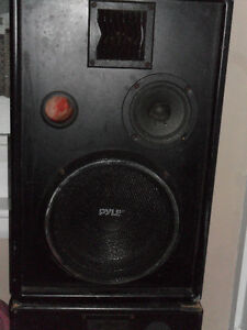 two bar speakers