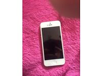 iPhone 5 unlocked immaculate condition