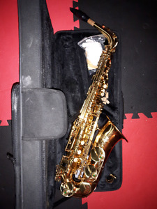 Jean Paul Saxophone AS-400 Alto Sax