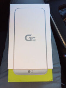 LG G5 Brand New - NEVER USED