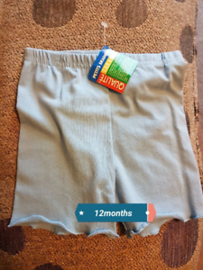 Brand new shorts 12month