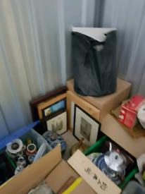 Storage unit contents