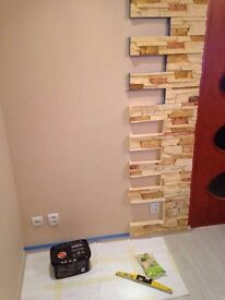 Painting your home from £600