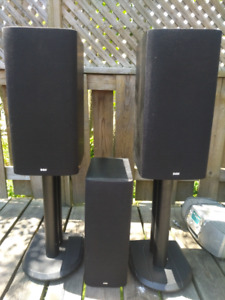 B+W Speakers for Sale