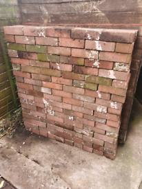 180 red pathing bricks