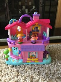 My sweet home playhouse toy