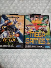 Old mega drive games