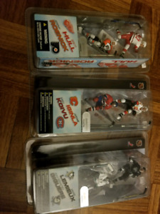 Mcfarlane toys hockey mini figures