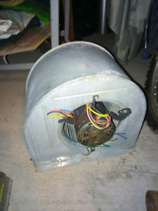 Furnace blower squirrel cage$30