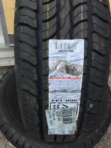 FUZUION 235/70R16 BRAND NEW ALL SEASON TIRES SET OF 4