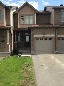 House for rent Ottawa South-Sundance/Findlay Creek July 1st 2017