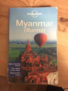 Lonely Planet - Myanmar