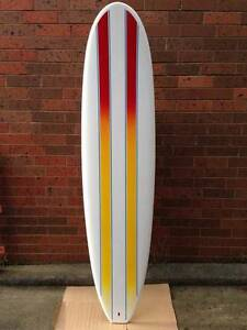 "7'6"" Promotion Brand New Mini Mal Epoxy Surfboard Surf Free Fins Glen Waverley Monash Area Preview"