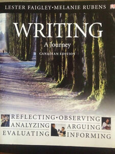 Writing a Journey Textbook!!