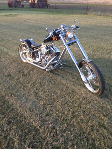 2014 Twisted chopper