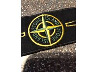 Stone Island badge GENUINE!