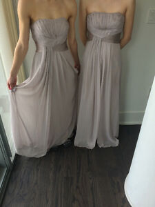 Brides maides dresses