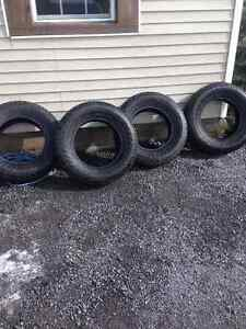 BRAND NEW TAKEOFFS HANKOOK DYNAPRO AT TIRES