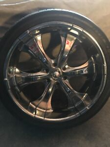 Mags 24'' pour F150  6x135