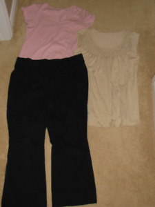 Lot of 3 XL Maternity Clothing items