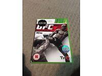UFC 3 Xbox 360