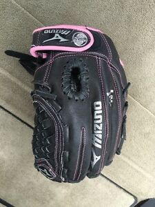 Girls/Youth Mizuno baseball glove - 11""