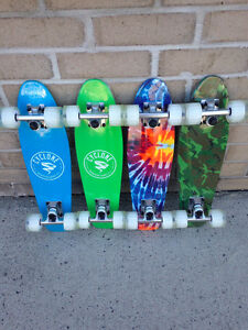 Pro quality penny style boards